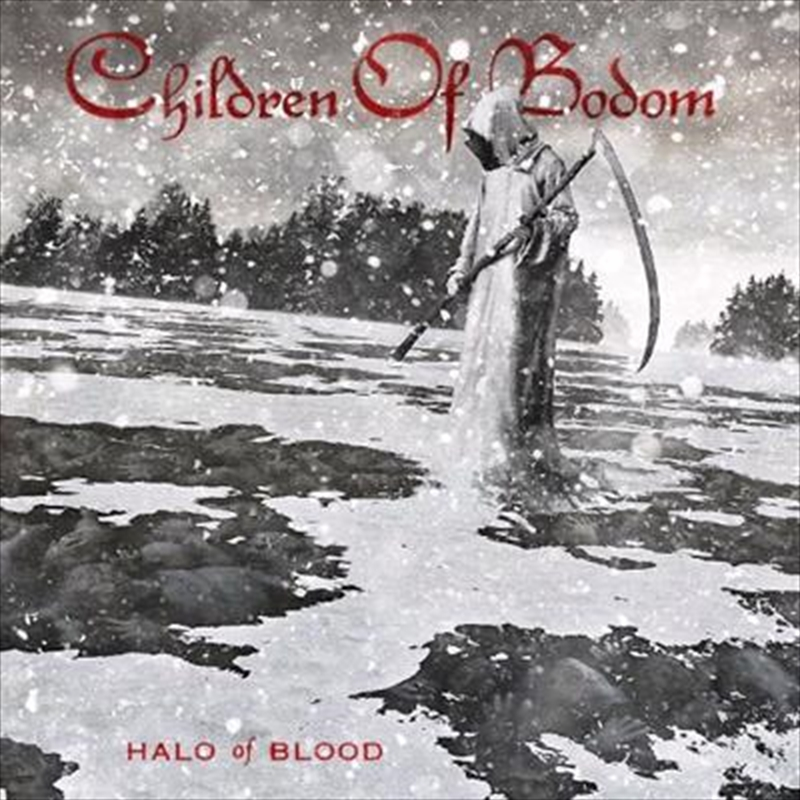 Halo Of Blood | CD
