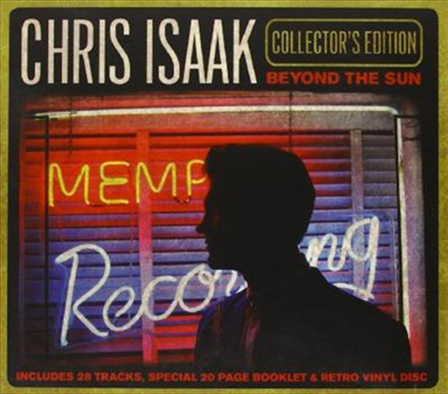 Beyond The Sun: Collector's Edition | CD