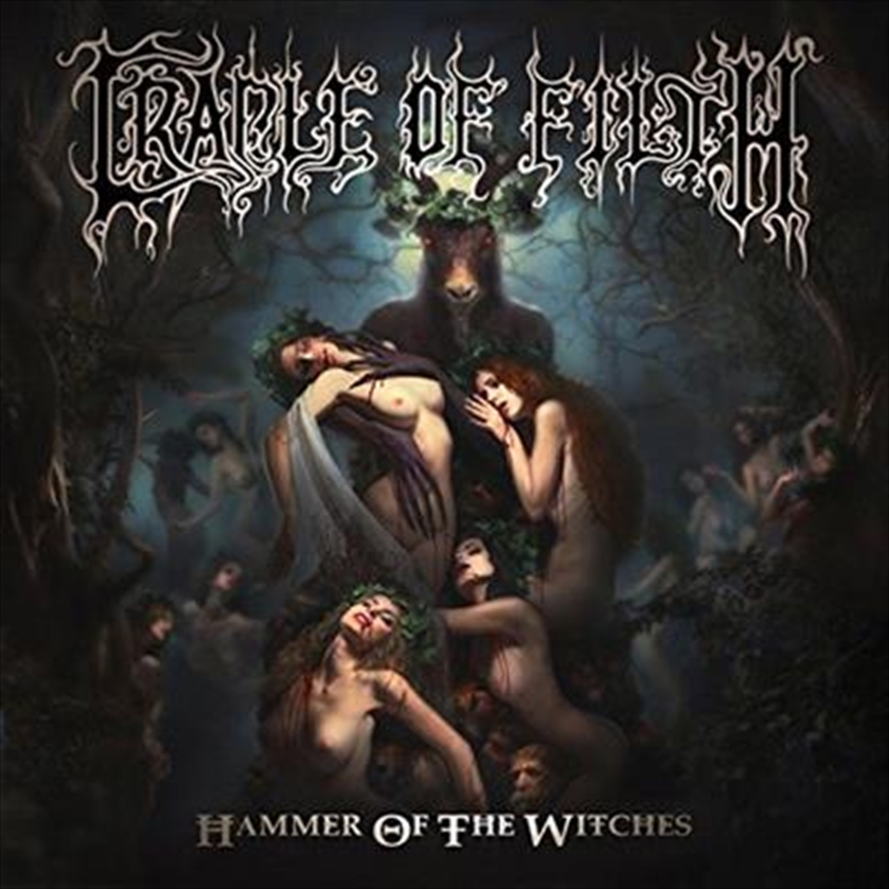 Hammer Of The Witches | CD