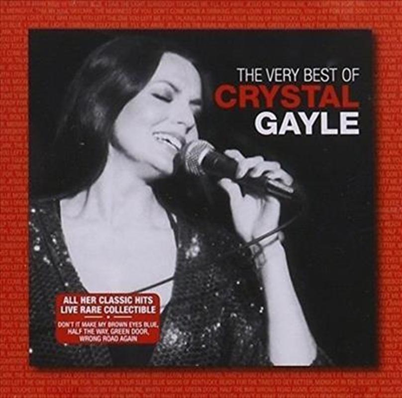 Very Best Of Cyrstal Gayle | CD
