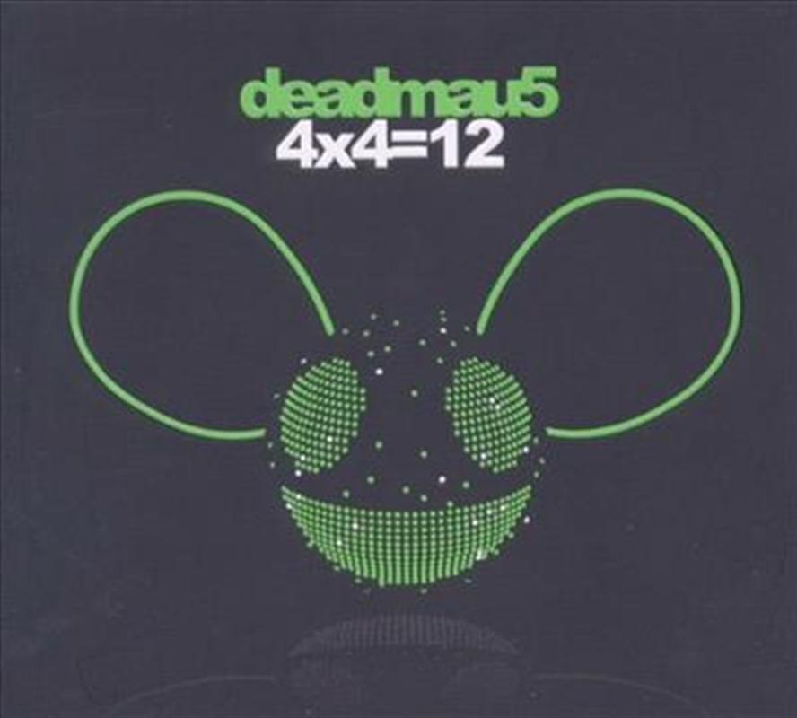 4x4=12 | CD