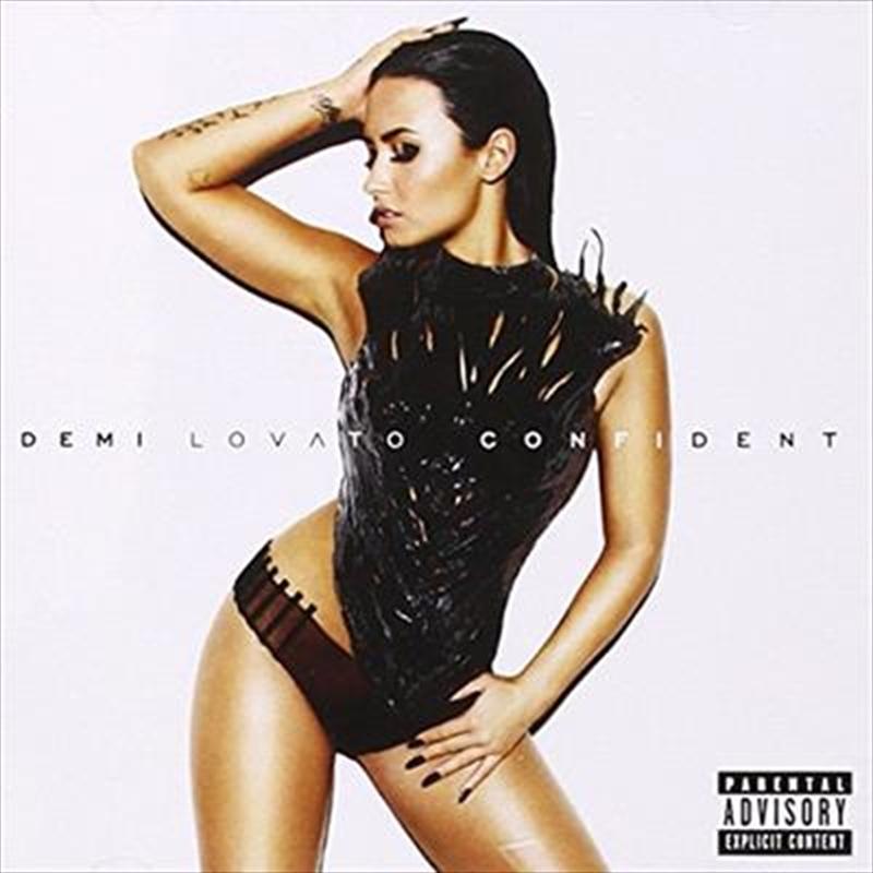Confident | CD