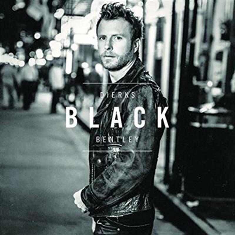 Black | CD