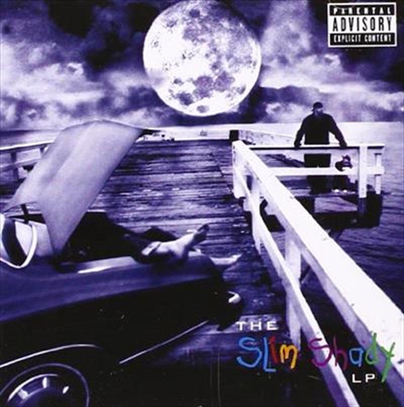 Slim Shady LP | CD