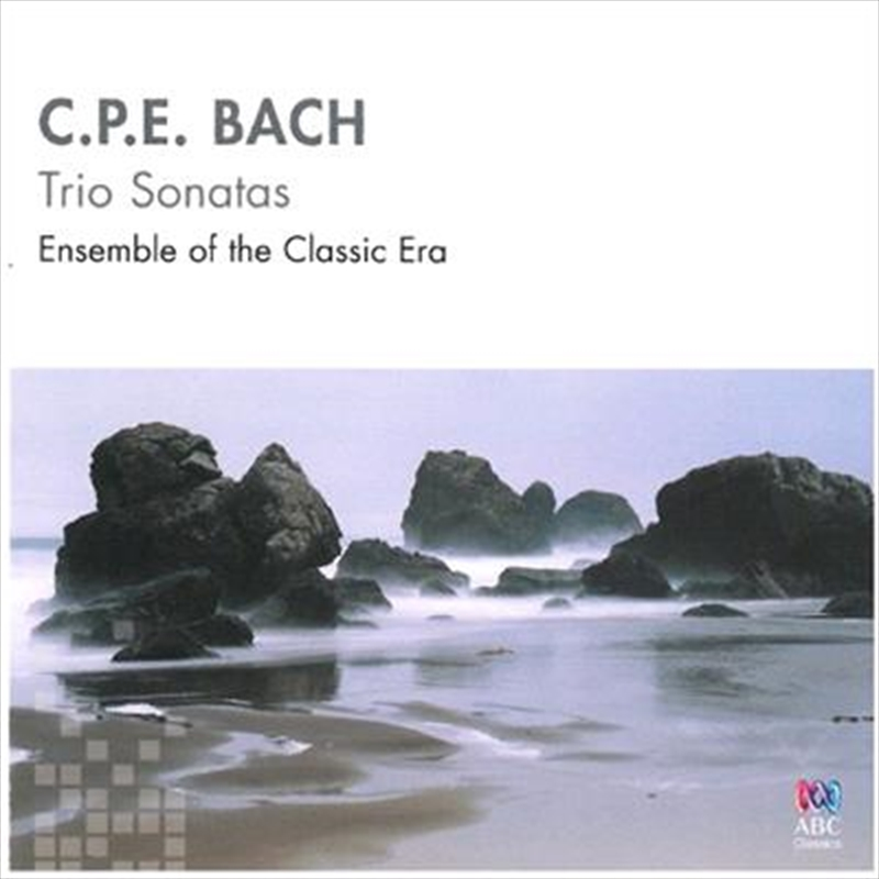 Bach: Trio Sonatas | CD