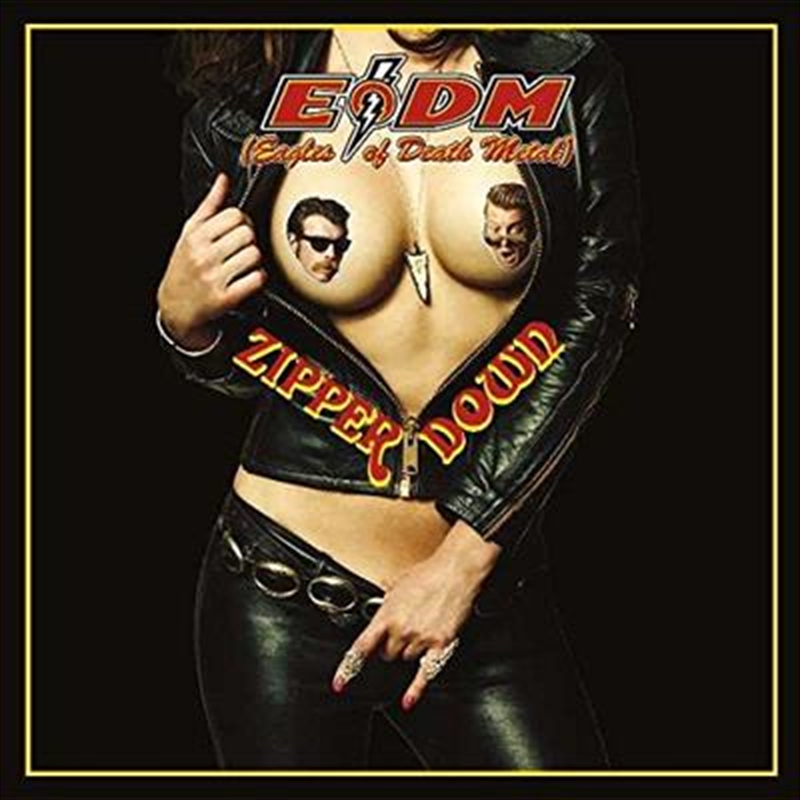 Zipper Down | CD