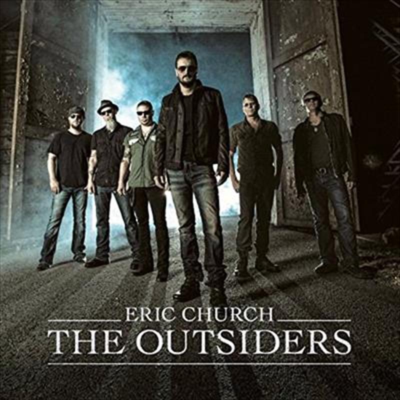 Outsiders | CD