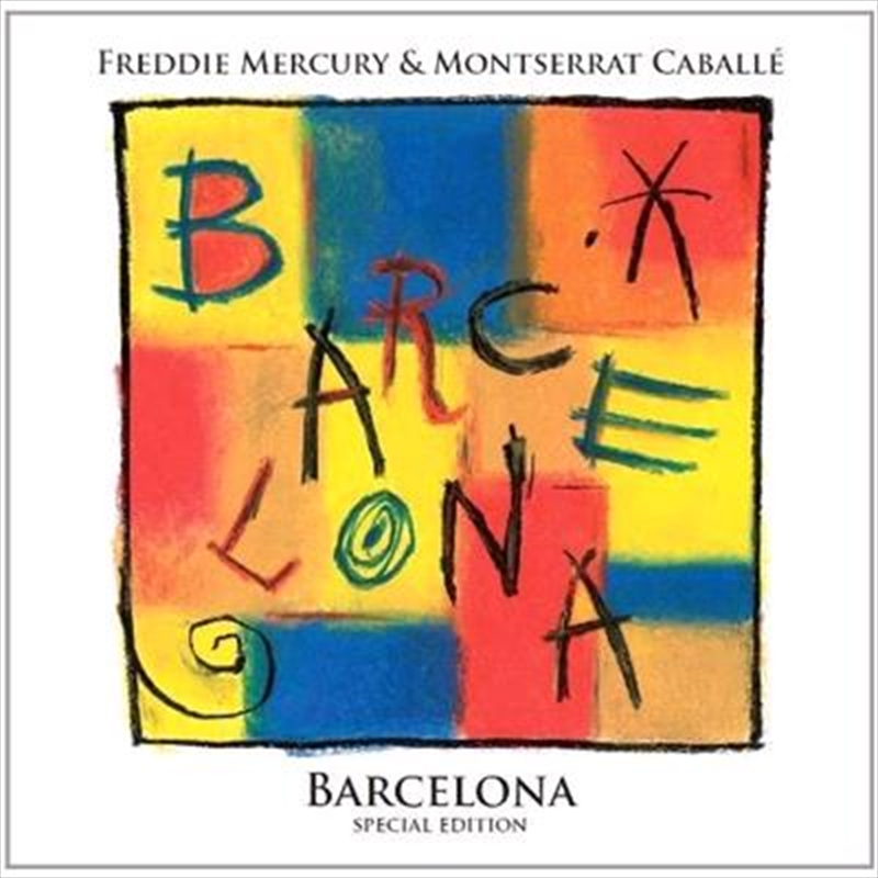 Barcelona (Special Edition) | CD