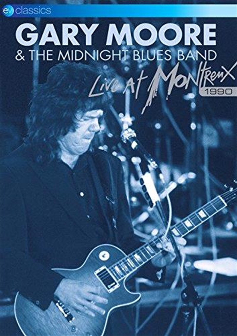 Live At Montreux 1990 | DVD