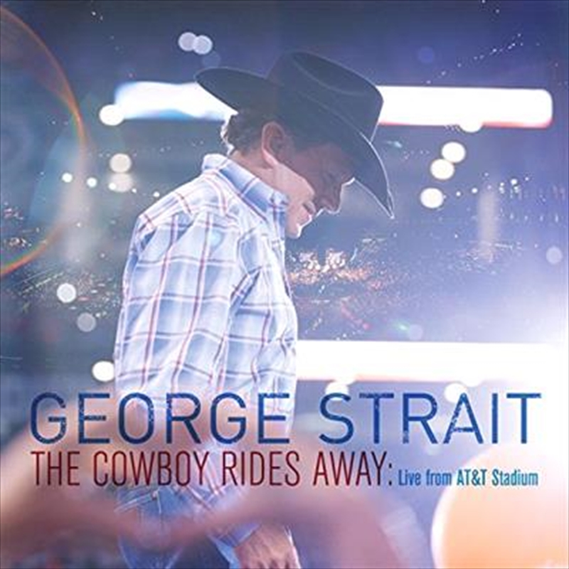 Cowboy Rides Away Live | CD