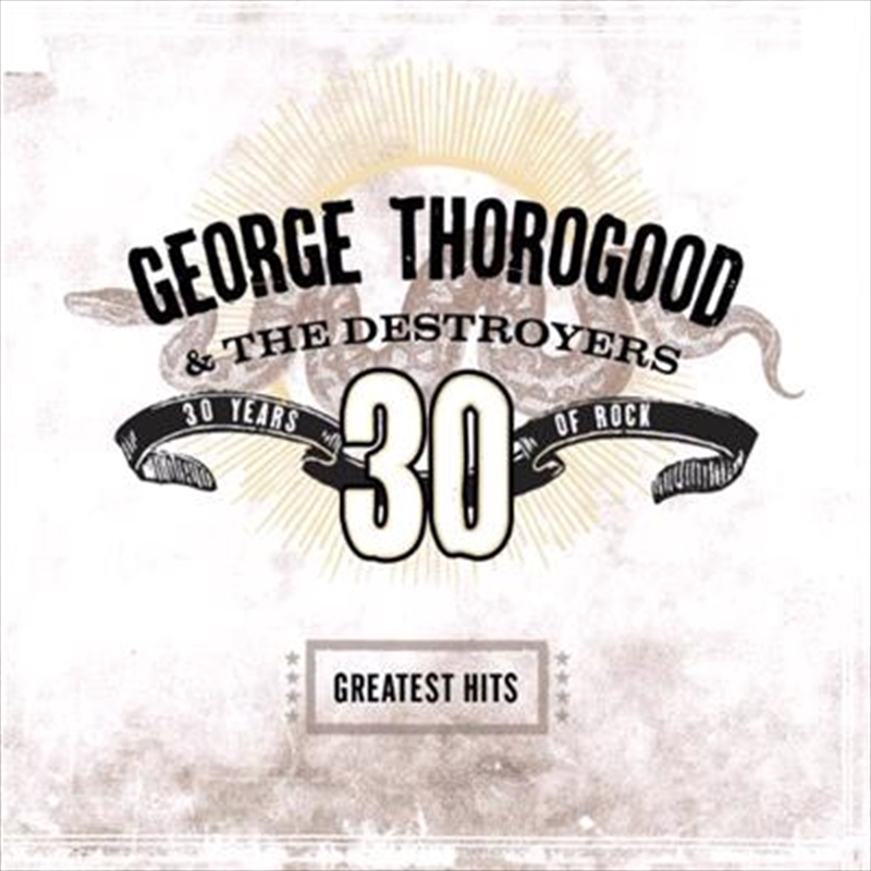 30 Years Of Rock - The Greatest Hits | CD