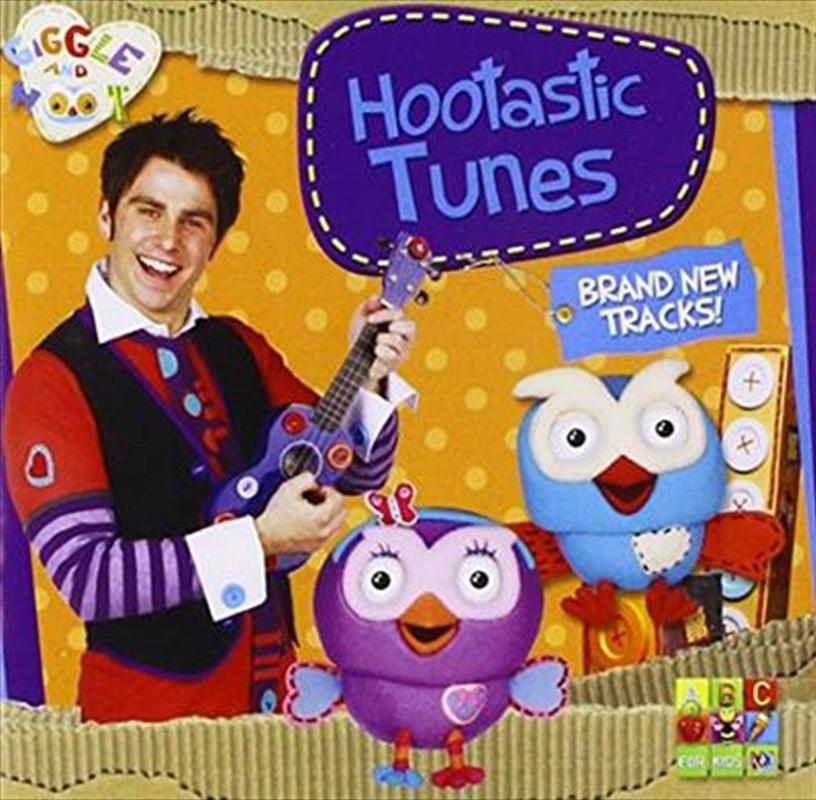 Hootastic Tunes | CD
