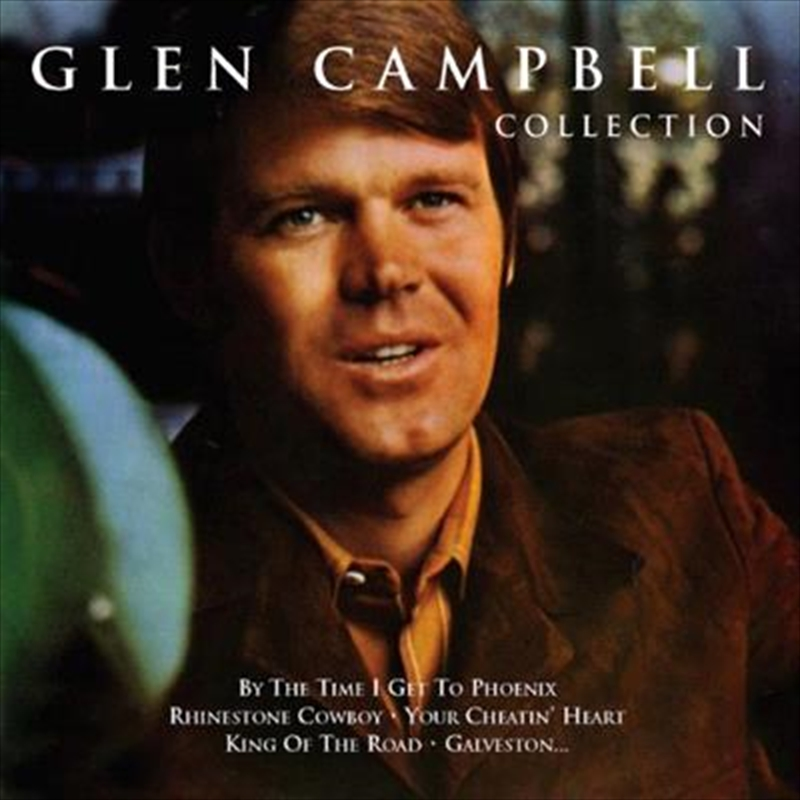 Glen Campbell Collection, The | CD