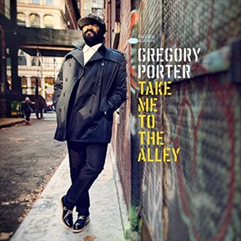 Take Me To The Alley | CD