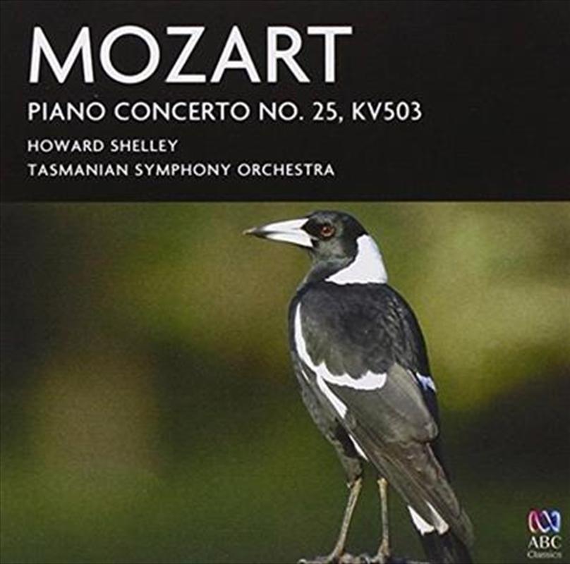 Mozart - Piano Concerto No 25   CD