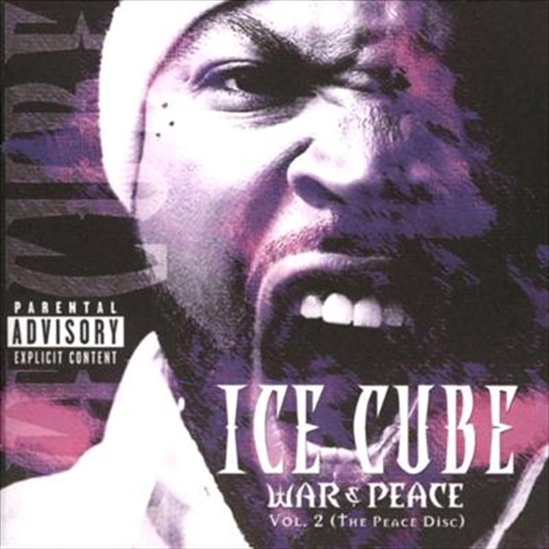 Vol. 2-War & Peace   CD