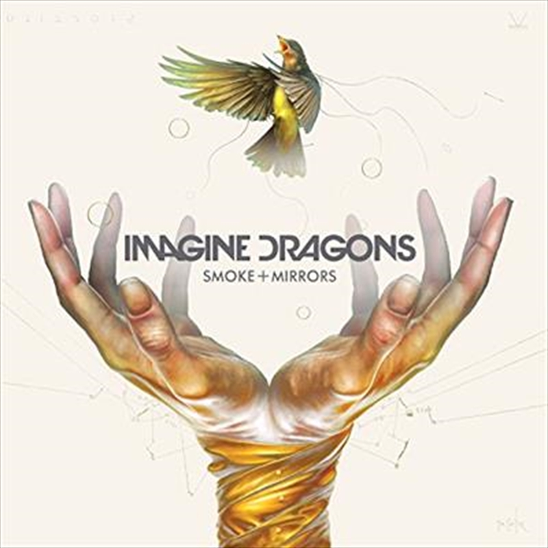 Smoke + Mirrors | CD