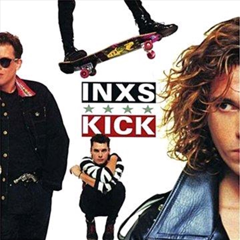 Kick 2011 Remastered | CD
