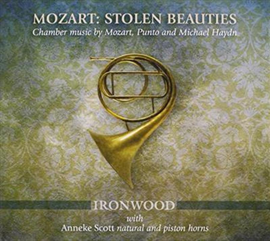 Mozart - Stolen Beauties | CD