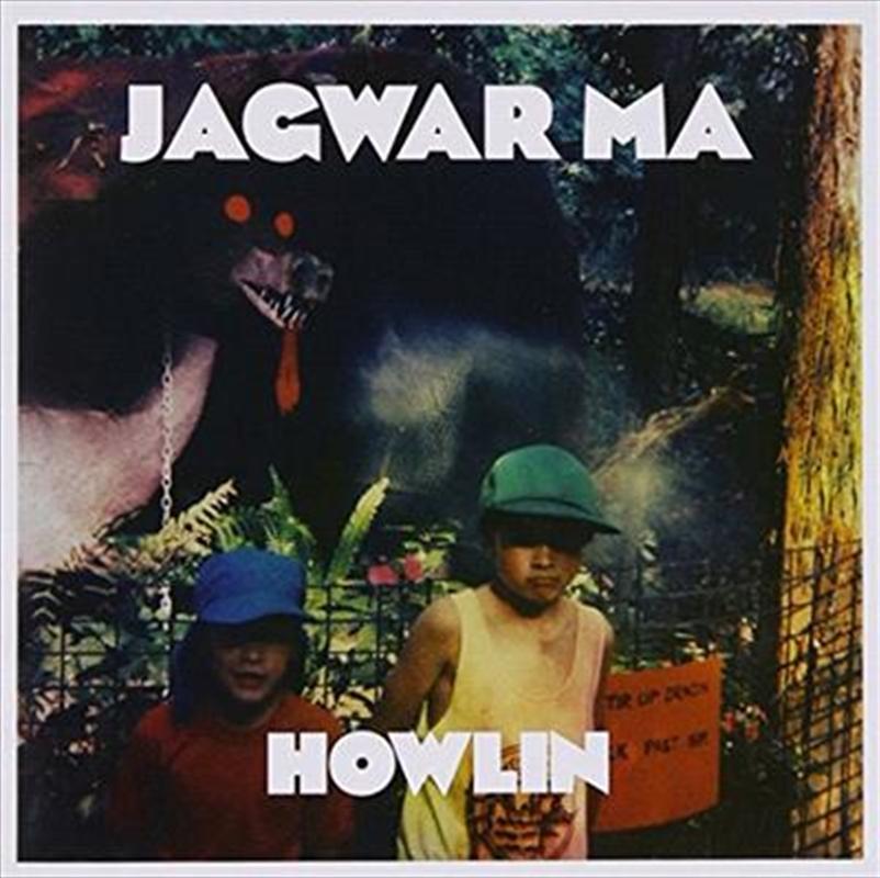 Howlin'   CD