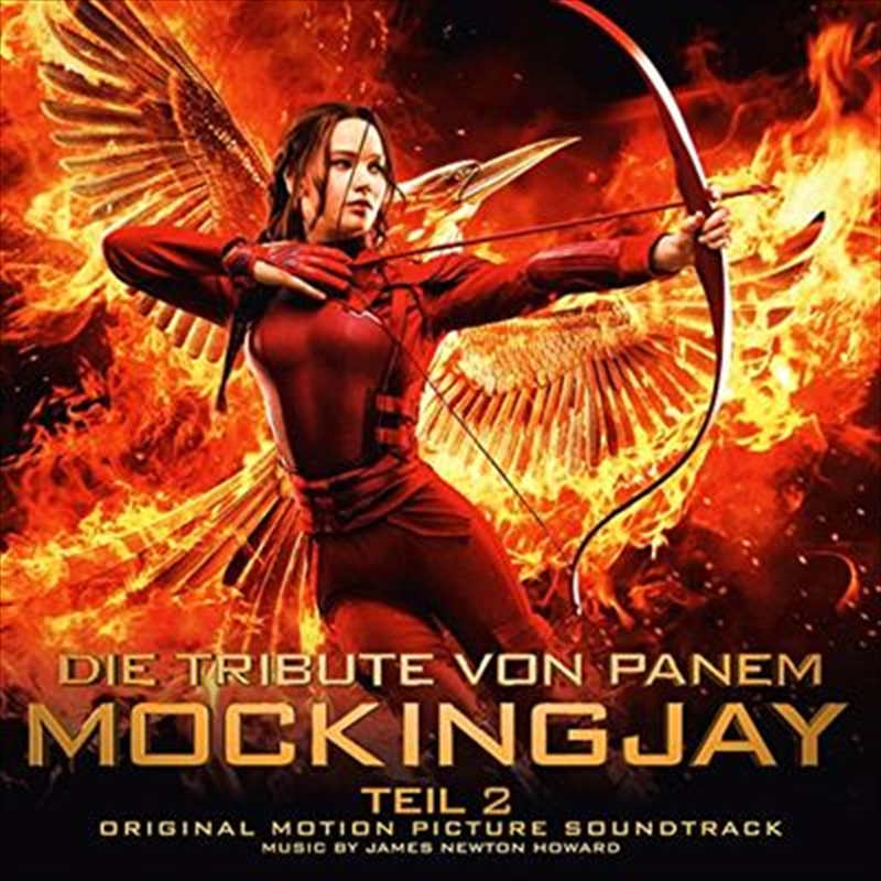 Hunger Games- Mockingjay Part 2, The | CD
