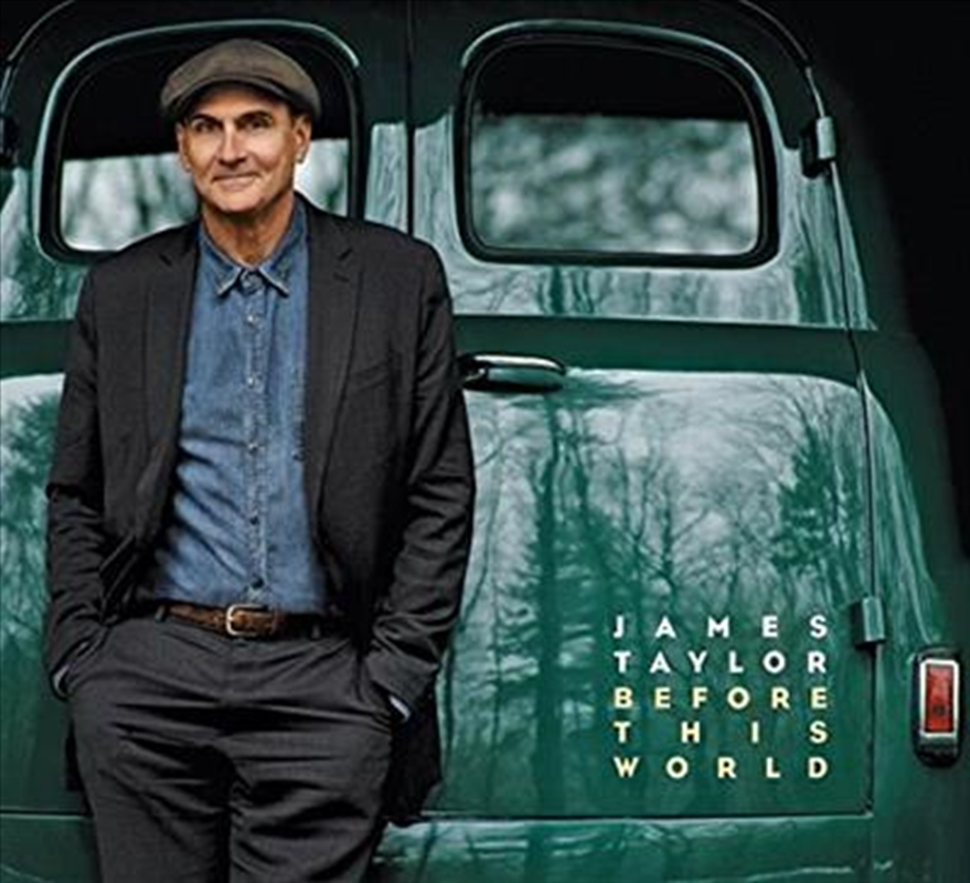 Before This World   CD