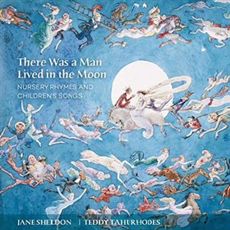 There Was A Man Lived In The Moon- Nursery Rhymes | CD