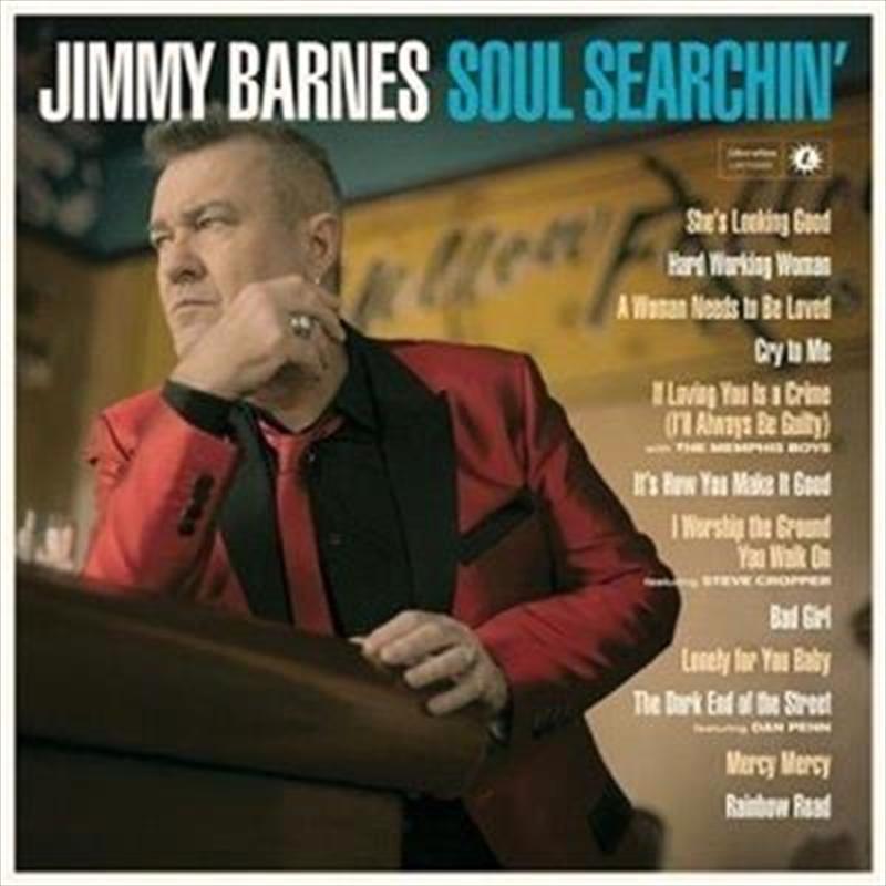 Soul Searchin | CD