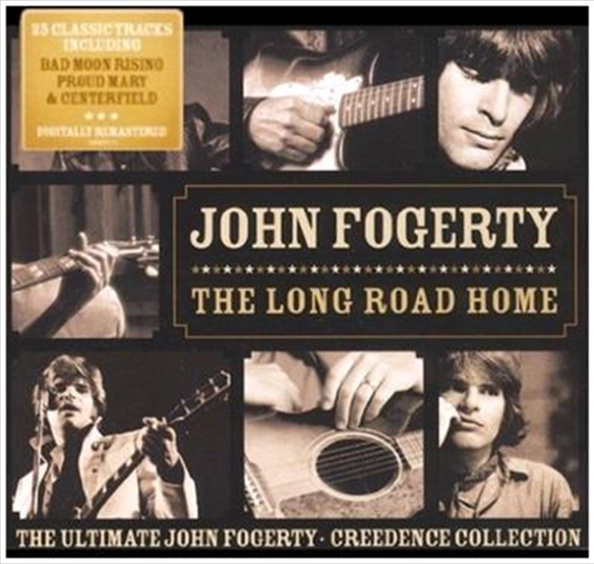 Long Road Home- The Ultimate John Fogerty | CD