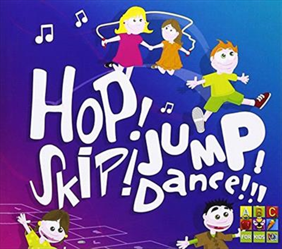 Hop Skip Jump Dance | CD