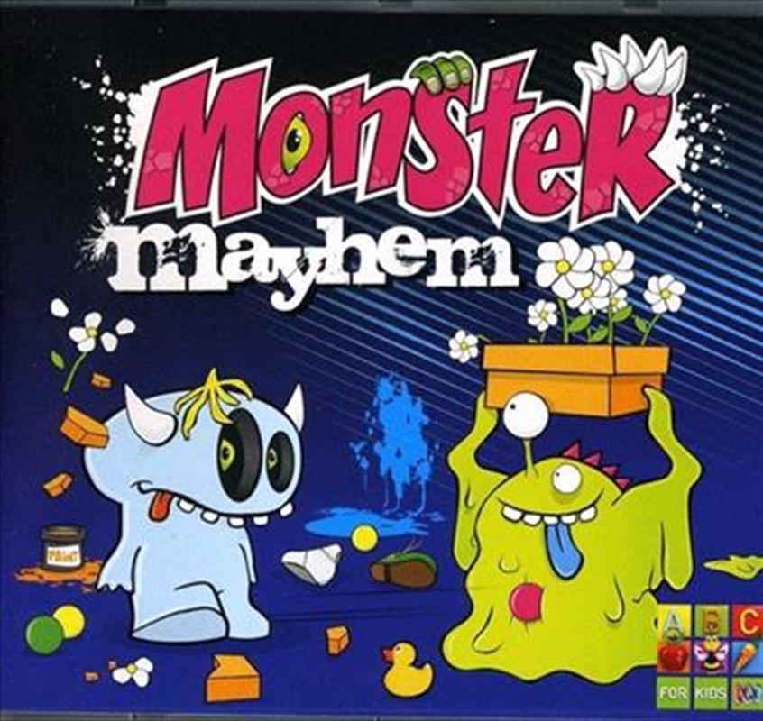 Monster Mayhem | CD