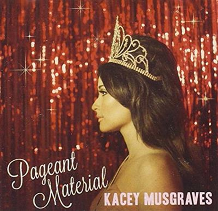 Pageant Material | CD