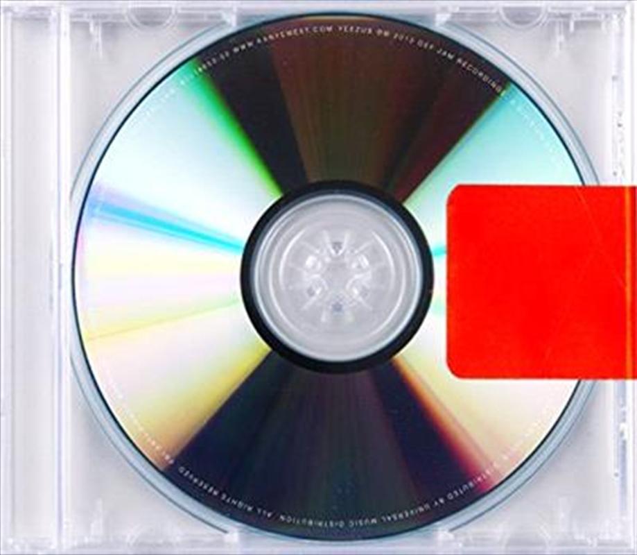 Yeezus | CD
