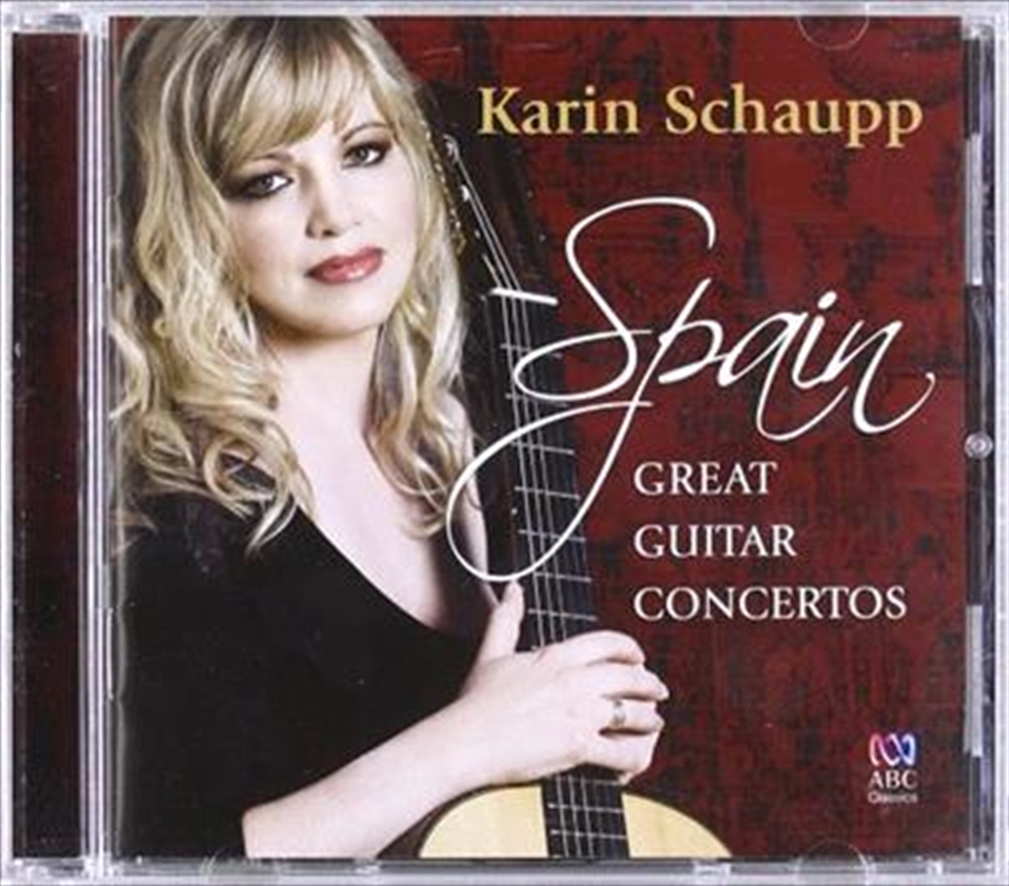 Great Guitar Concertos From Spain | CD
