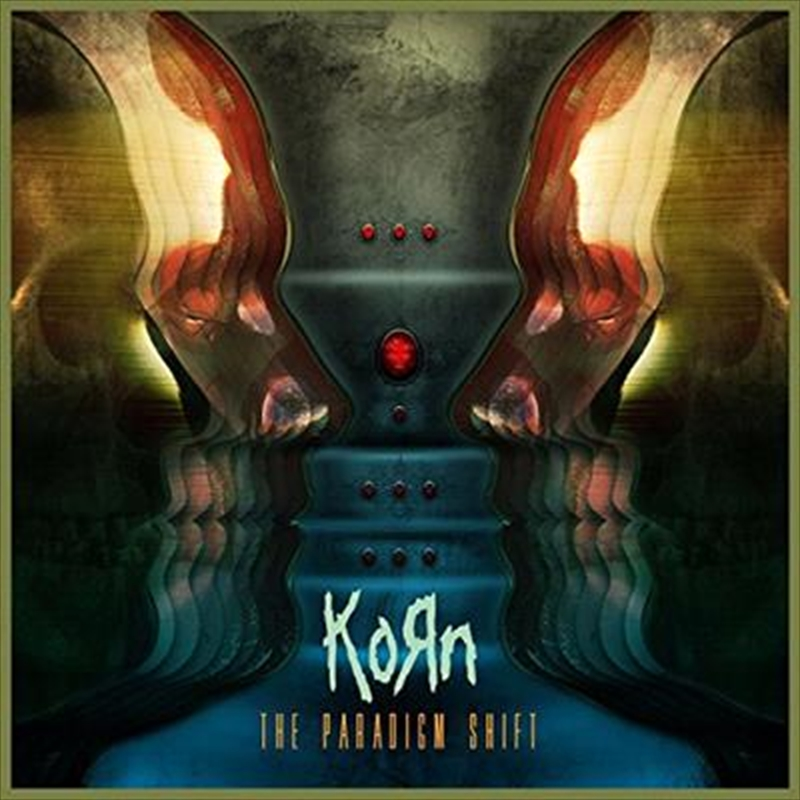 Paradigm Shift | CD
