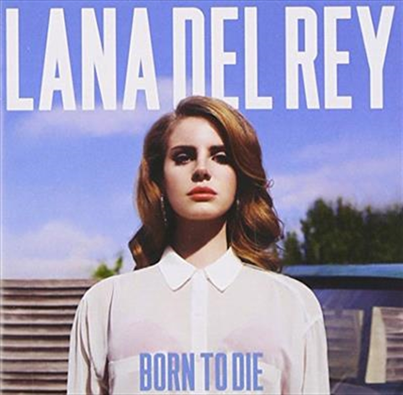 Born To Die | CD