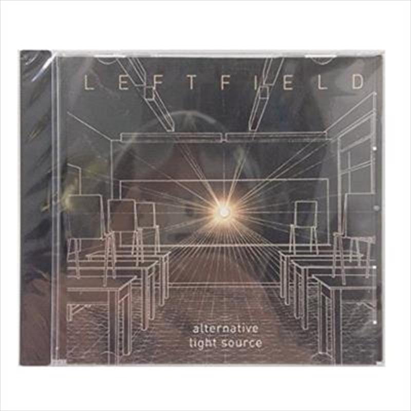 Alternative Light Source | CD
