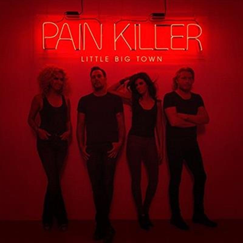 Pain Killer | CD