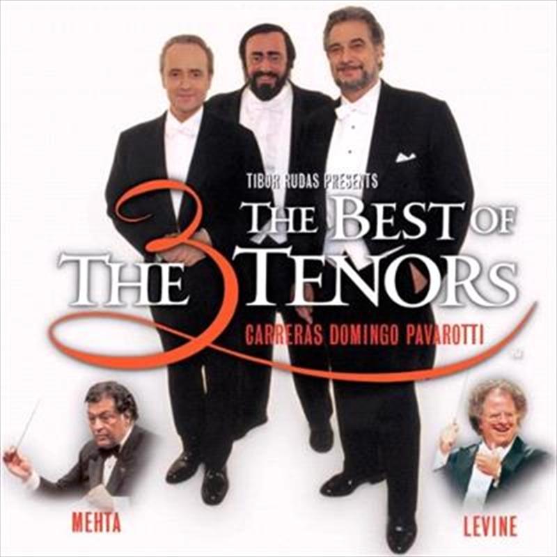 Best Of The Three Tenors   CD