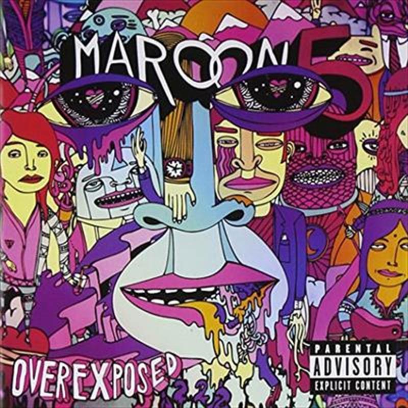 Overexposed | CD