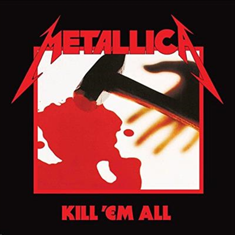 Kill 'em All | CD