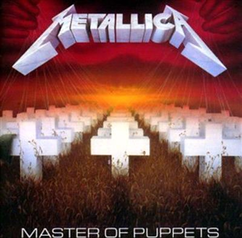 Master Of Puppets | CD
