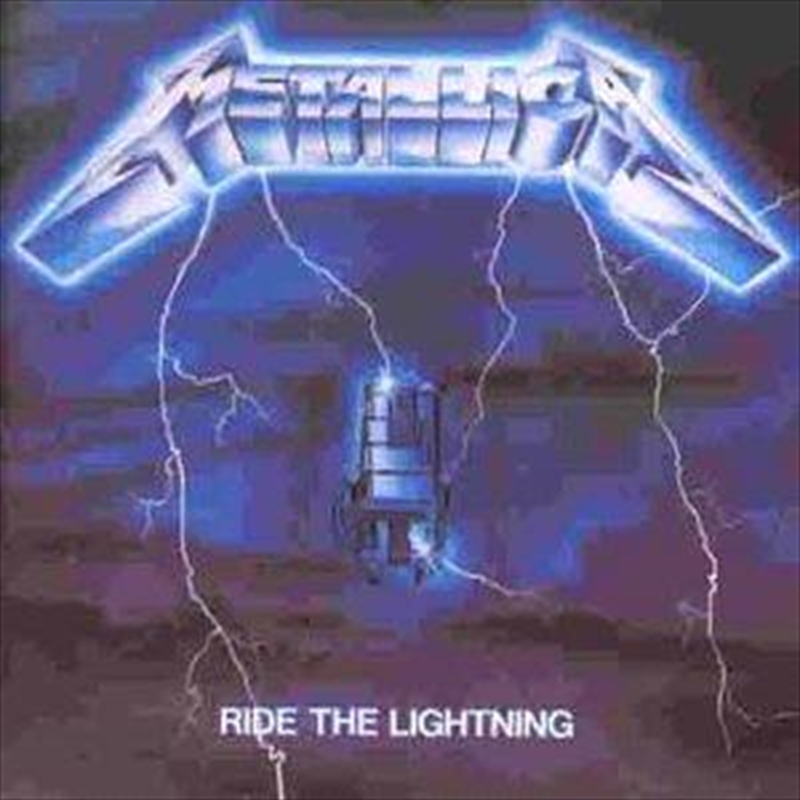 Ride The Lightning | CD