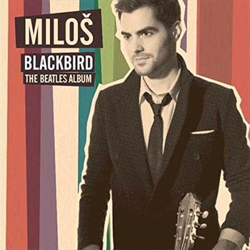Blackbird- The Beatles Album | CD