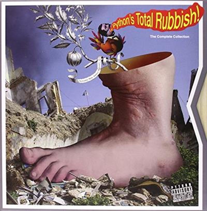 Monty Python's Total Rubbish   CD