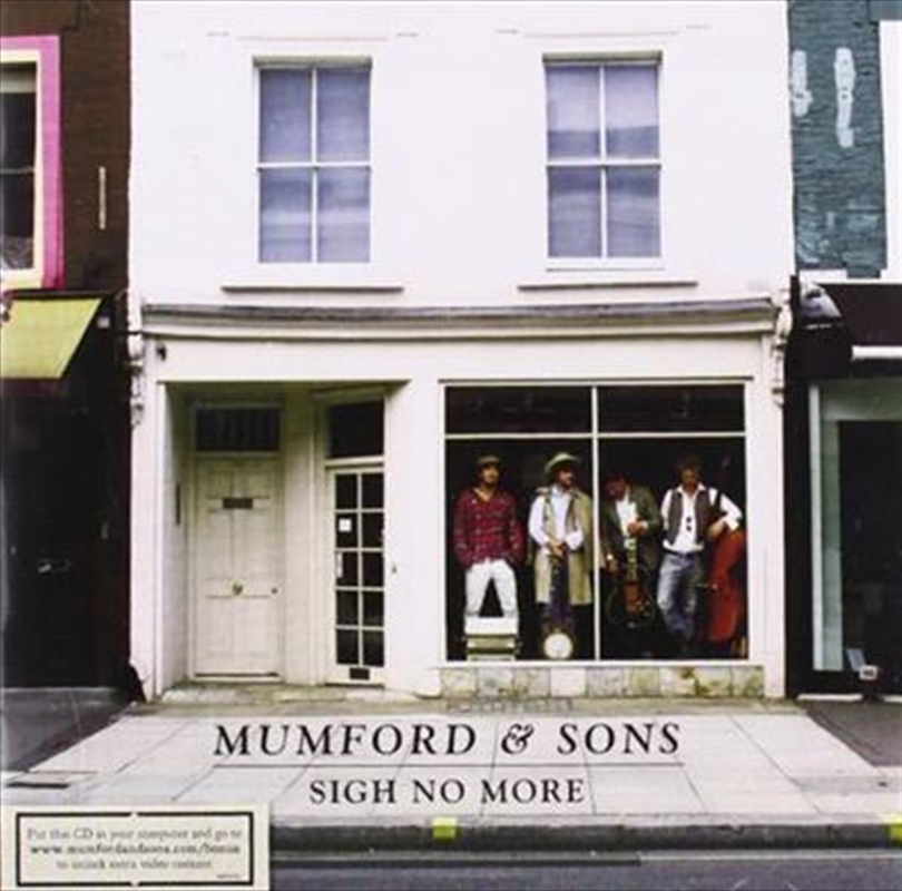 Sigh No More | CD