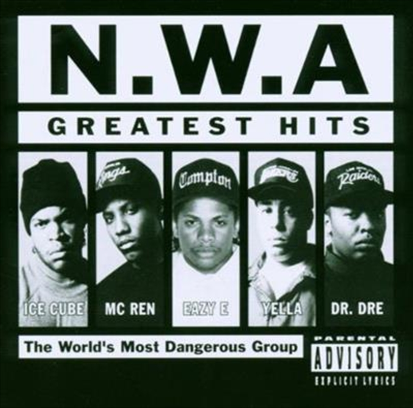 Best Of N.w.a | CD