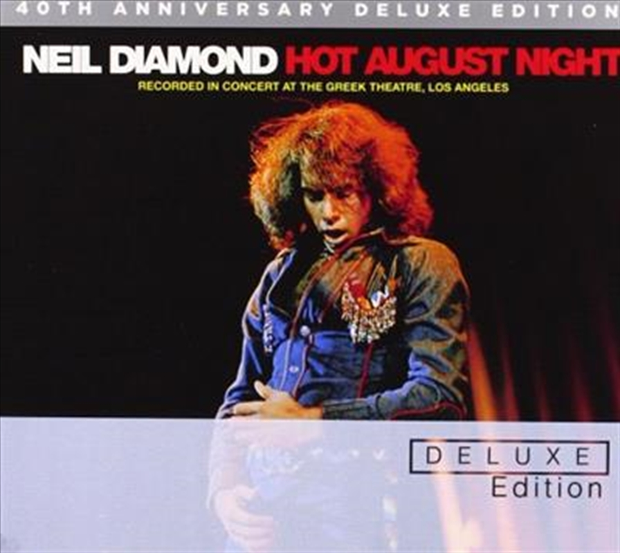 Hot August Night | CD
