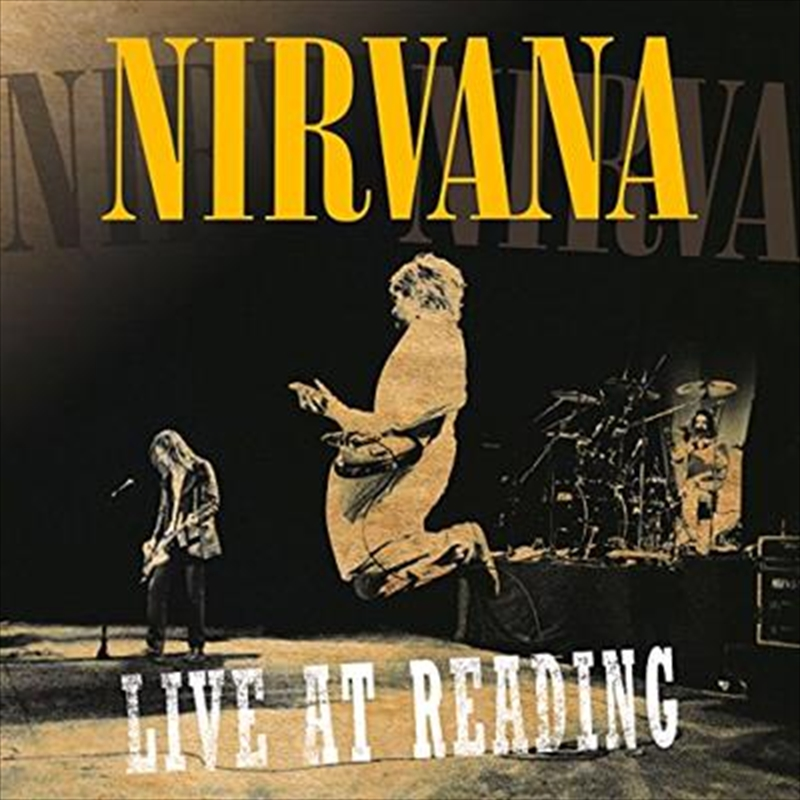 Live At Reading   CD