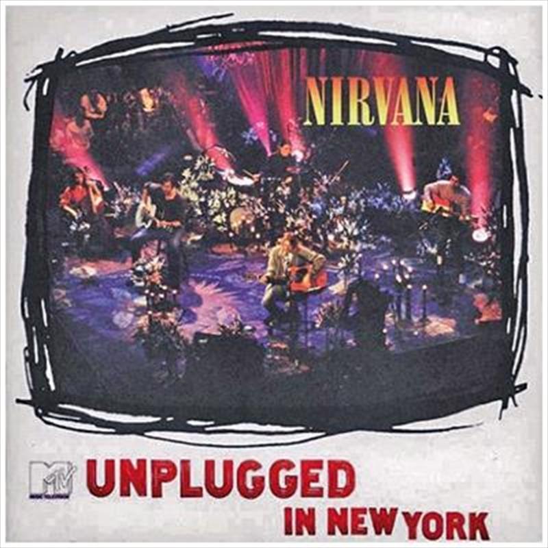 Mtv Unplugged In New York | CD